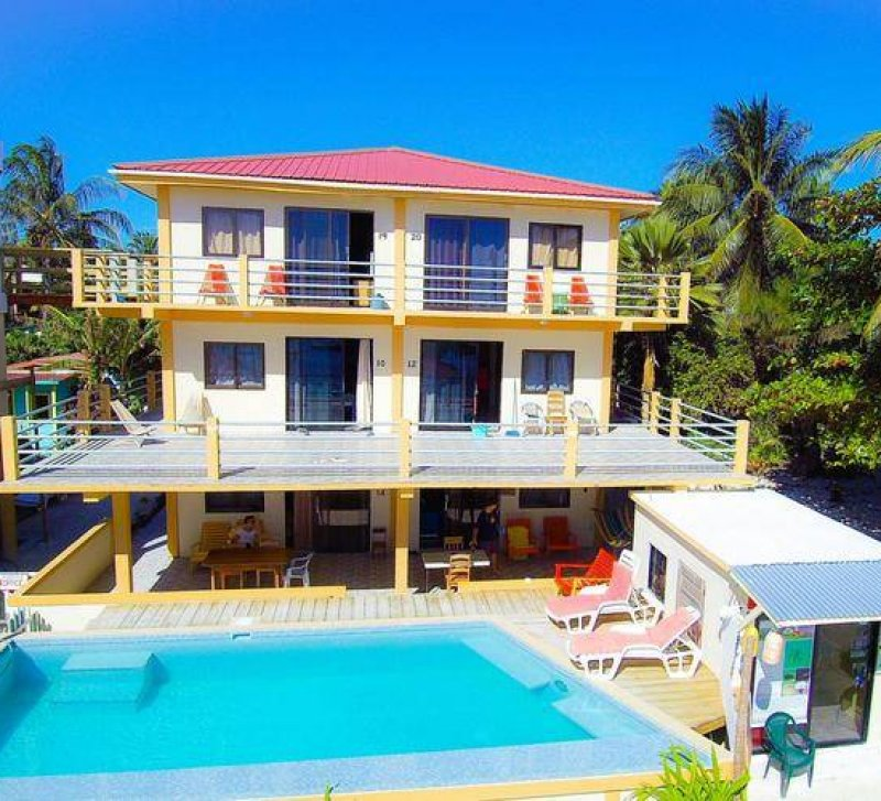 The Club At Caye Caulker Reservations Caye Caulker Hotels Prices