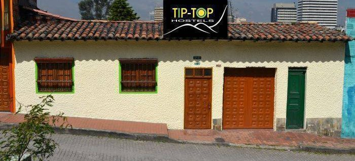 Tip Top Backpackers, Bogota, Colombia